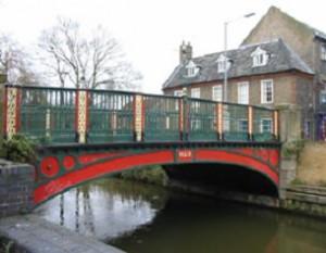 Alte Brücke in Thetford